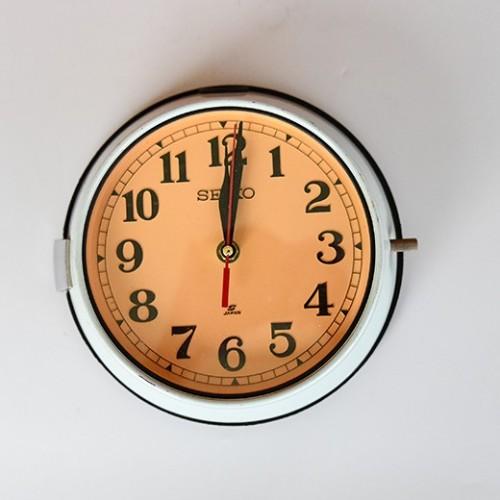 Classic seiko super tanker ships - Wall Clock