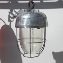Industriell belysning - taklampa i Aluminum