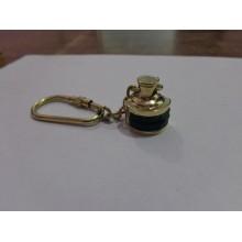 Mässing nyckelring