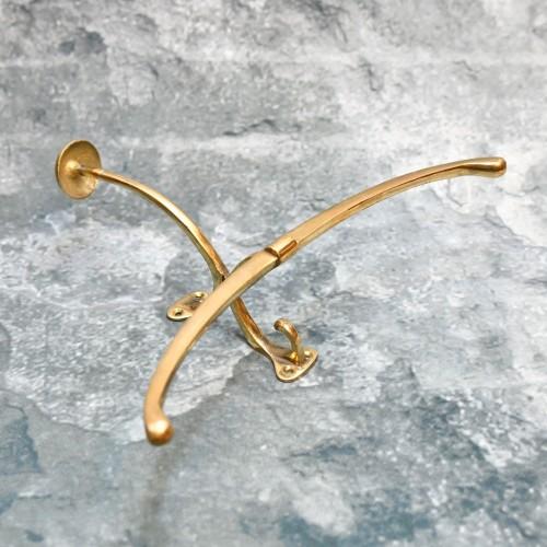 Brass hock