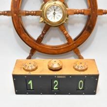 Marine Number box