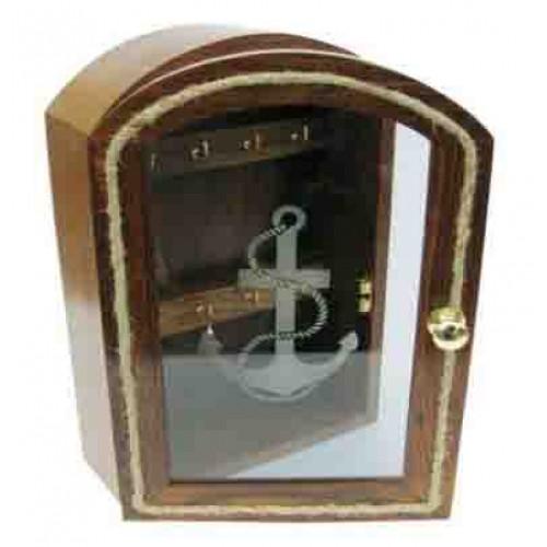 Vintage möbler skåp - Nyckelringslåda