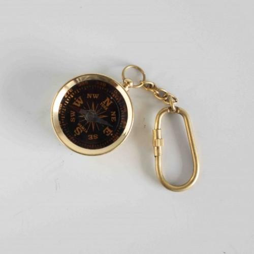 Compass Key chain - key chain