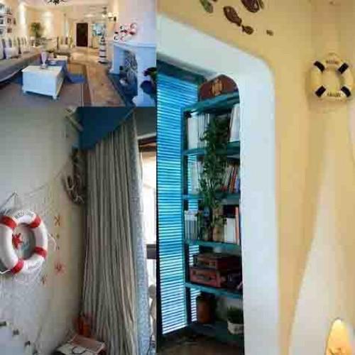 Nautical Lifebouy Ring - House decoration