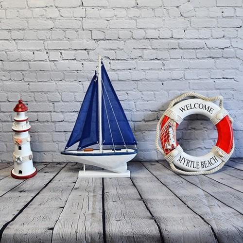 1 Marin inredning båt, i Trä - inredning vardagsrum