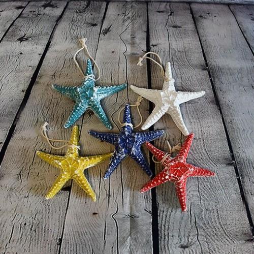 5st, marin sjöstjärna / star fish - shoppa inredning online