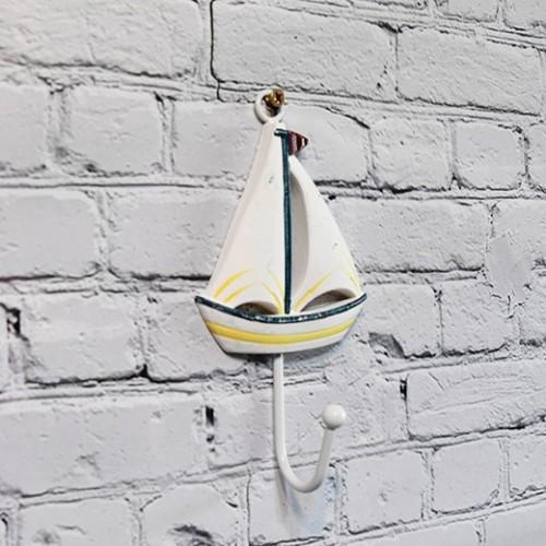 Väggdekoration i båt stil - marin väggdekor