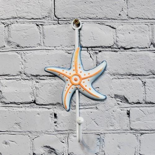 Echinoderm Star Fish Shape Pendant