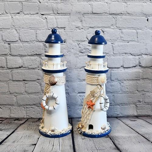 1 par svenska fyrar - hem dekoration