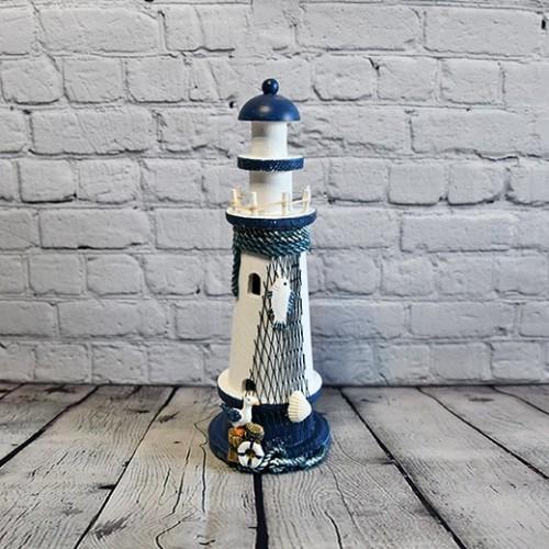 Wood Lighthouse Beacon Tower Beach Starfish Shell