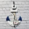 1 Ankare för dekoration - Vägg inredning design