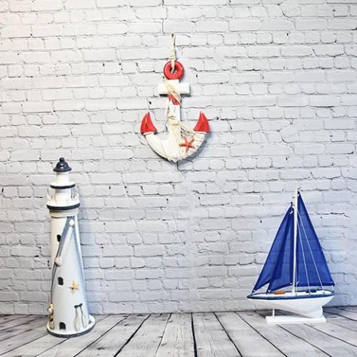 1 ankare för inredning marin - inredningsbutik stockholm
