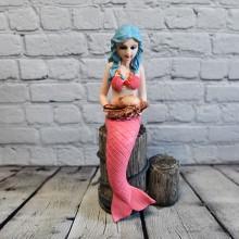 Marin inredning fiske, 1st  Galjonsfigur - billig heminredning