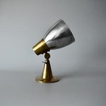 Äkta Aluminium Skepps Gantry Lampa