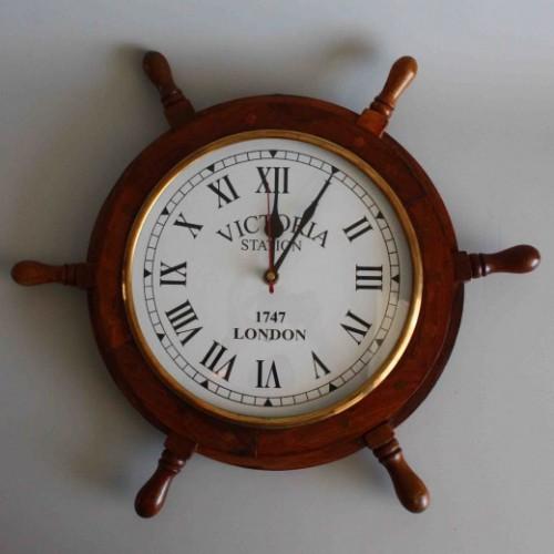 Replika klocka - båtratt