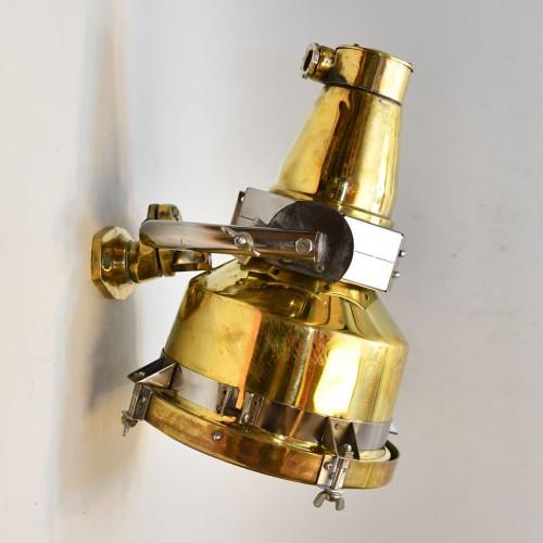 Cargo Light Brass