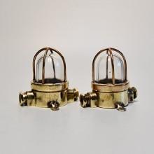 1 par av marina lampor inomhus  - butiksbelysning