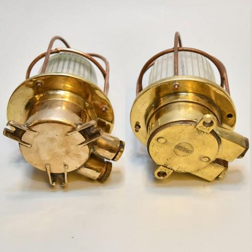 1 pair Security Light