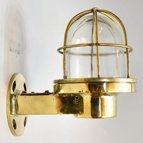 Vit Ban-lampa 90 grader