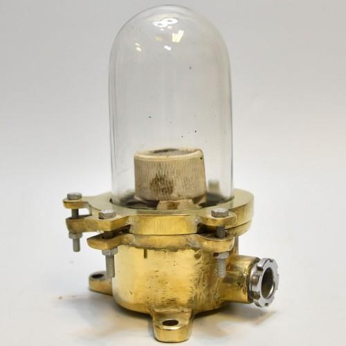 Signal light 1st clear glass