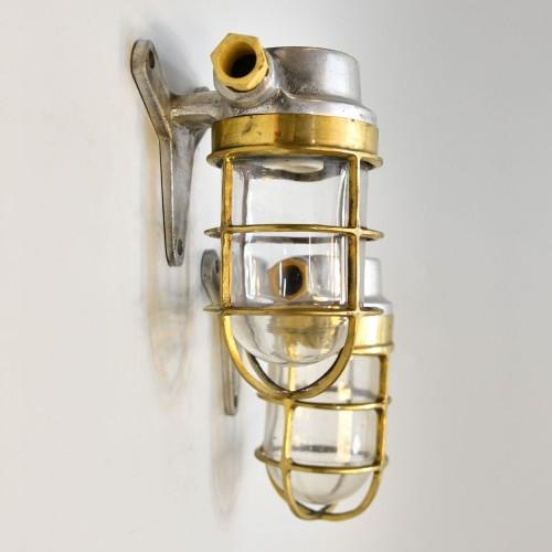 3 Angle Big size Alu + Brass (90 Deg) 2st