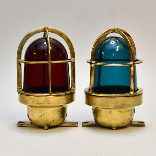 2st Wiska lamp (Red & Green)