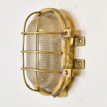 Brass Capsule Light