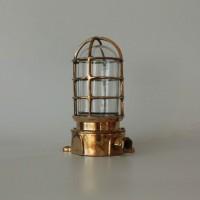 Brass Nautical Dock  Pauluhn - Marine Light