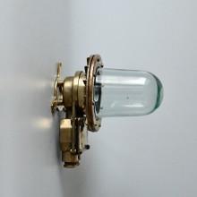 RN Original Brass Engine Room Light – HMS Vengeance