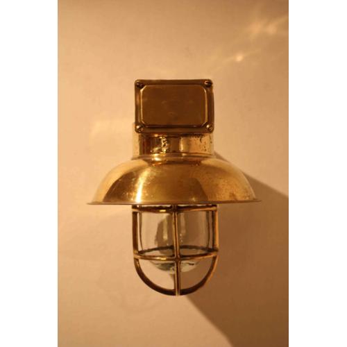 Nautiska vägglampa - Marin belysning