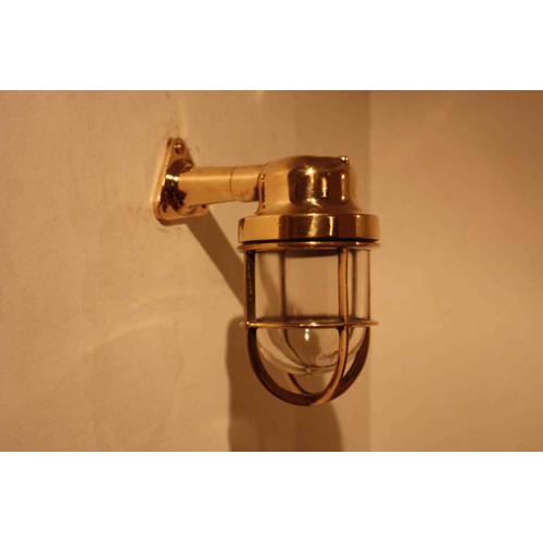 Vägglampa marin - Wiska C1950s