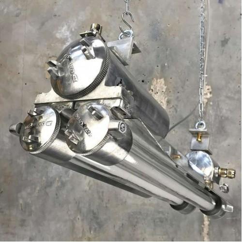 Aluminium Industrial Light