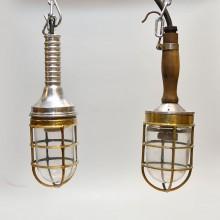 2st Hand light Brass + Alu