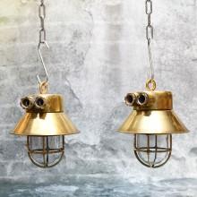 2st Cap Lamp Hanging
