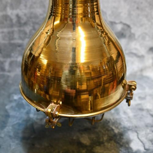 Brass Hanging light