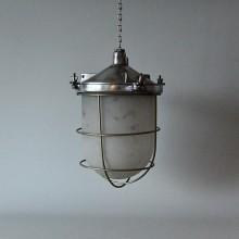 Original CCCP Fresnel Lens Pendant Light – Industrial Lamp