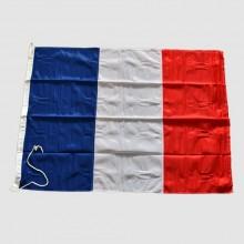 Frankrike flagga / France flag / gästflagga båt