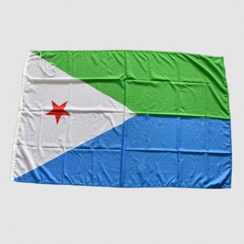 Marin inredning, Flagga av Djibouti