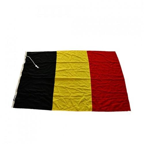 Marin flagga / Belgium / belgien - sjöflaggor