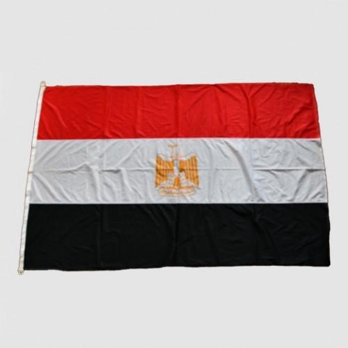Nautisk flagga / Egypten / Egypt flag - Destinationsflagga