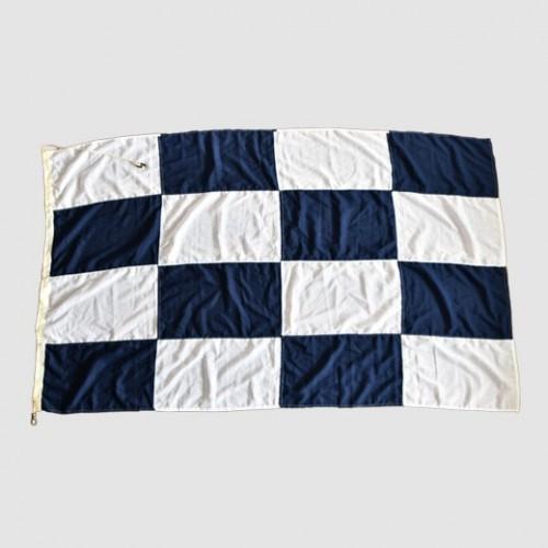 Marin flagga / flagga båt regler